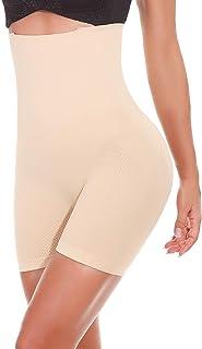 SEXYWG Culotte Gainante Femme Gaine Amincissante Ventre Plat Culotte Sculptante Taille Haute Invisible Panty Gainant Grande