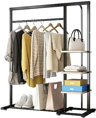 Amazon.com: JIAYING - Perchero de pie para el hogar, diseño ...