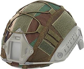 Tactische Netting Helm Cover voor Ops-Core Fast PJ Helm (Helm niet inbegrepen)