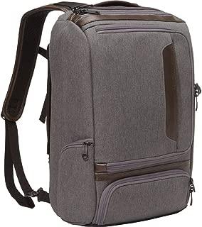 eBags Professional Slim Laptop Backpack - LTD Edition Top Grain Leather Trim
