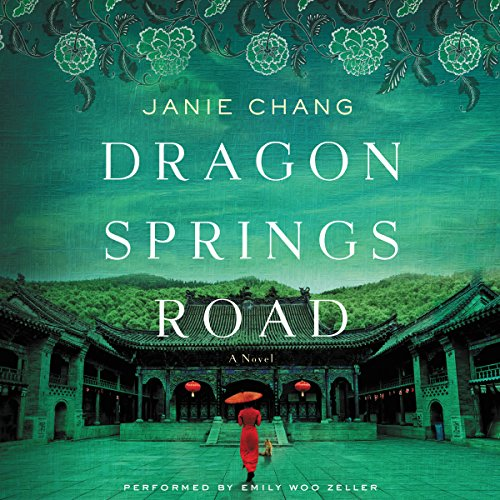 Dragon Springs Road audiobook cover art