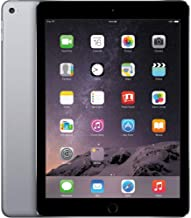 "$320 » i-Pad-Air 2 9.7"" 64GB Wi-Fi + 4G LTE Tablet - Space Gray - Recertified (Renewed)"