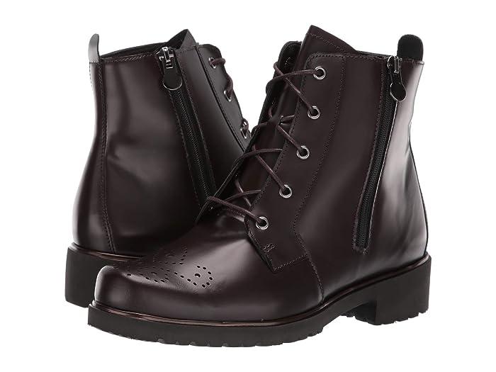Munro Sarah (Dark Brown Leather) Women's Boots