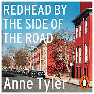 Redhead by the Side of the Road cover art