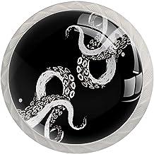Lade handgrepen trekken ronde kristallen glazen kast knoppen keuken kast handvat, voor thuis keuken, dressoir, kledingkast