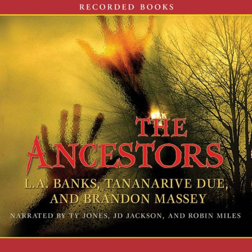 The Ancestors audiobook cover art