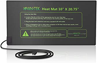 Seedling Heat Mat, Durable Waterproof Seed Germination Heating Mat, Warm Hydroponic Heating Pad 10