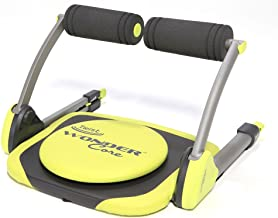 Wonder Core Twist: Core Strength Training + Weight Loss - Evolutionary Abdominal Machine - Portable - Oblique Exercises