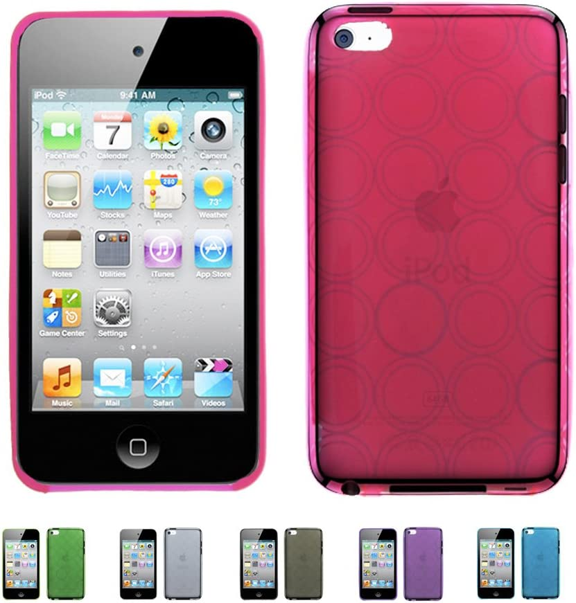 HOT PINK Max 45% OFF Apple iPod Touch Cameras w 4G 4 To Branded goods