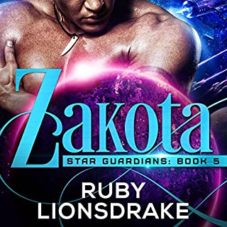 Zakota     Star Guardians, Book 5              Written by:                                                                                                                                 Ruby Lionsdrake                               Narrated by:                                                                                                                                 Vivienne Leheny                      Length: 8 hrs and 21 mins     1 rating     Overall 5.0