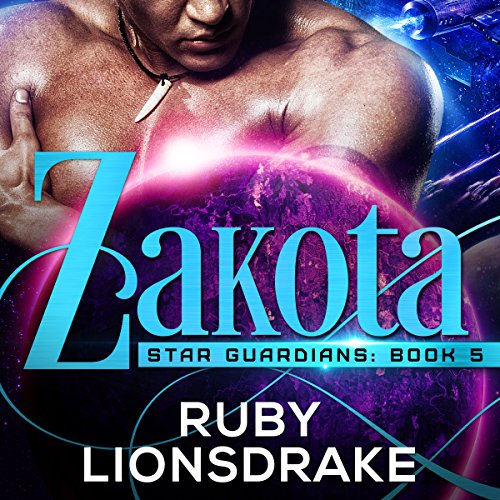 Zakota audiobook cover art