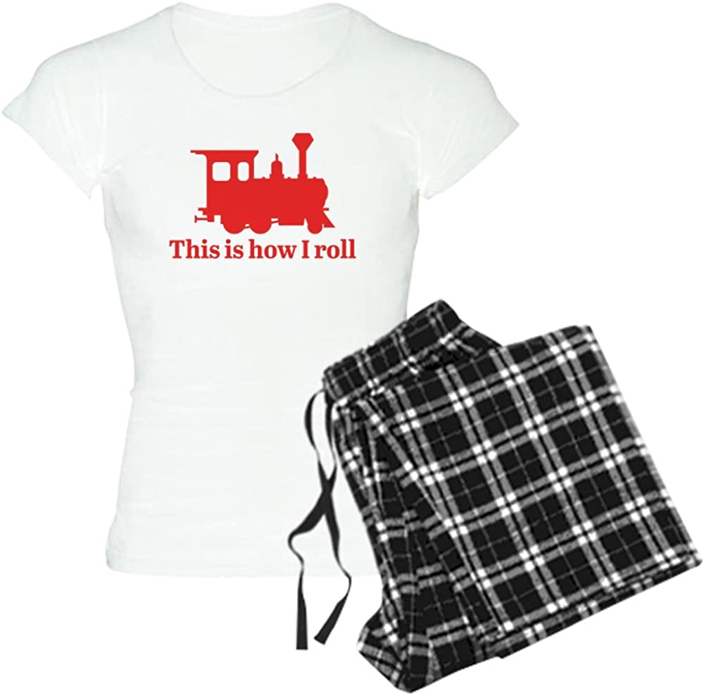 CafePress This is How Roll I Seattle Mall sold out PJs Women's