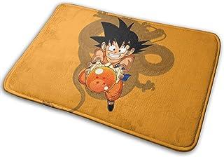 Amanda Walter Alfombrilla Kid Goku Dragon Ball Entrada Felpudo Antideslizante Pulgadas Exterior