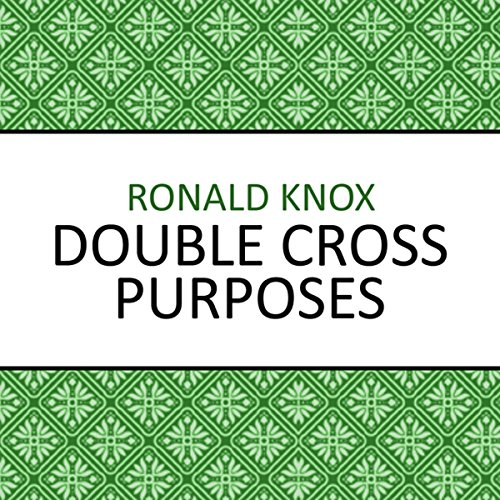 Double Cross Purposes audiobook cover art