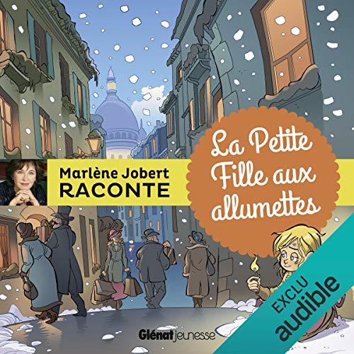 La petite fille aux allumettes audiobook cover art
