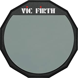 """Vic Firth 6"""" Single Sided Practice Pad for Drummers (PAD6)"""