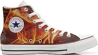 Sneaker Personalizados Original Customized - Zapatos Personalizados (Producto Artesano) Caballo de Fuego