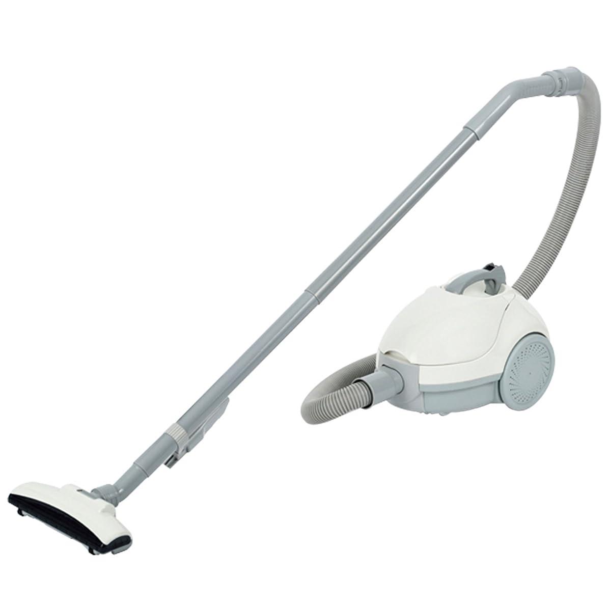 入浴保存してはいけない山善 紙パック式 掃除機 クリーナー ZKC-300(W)