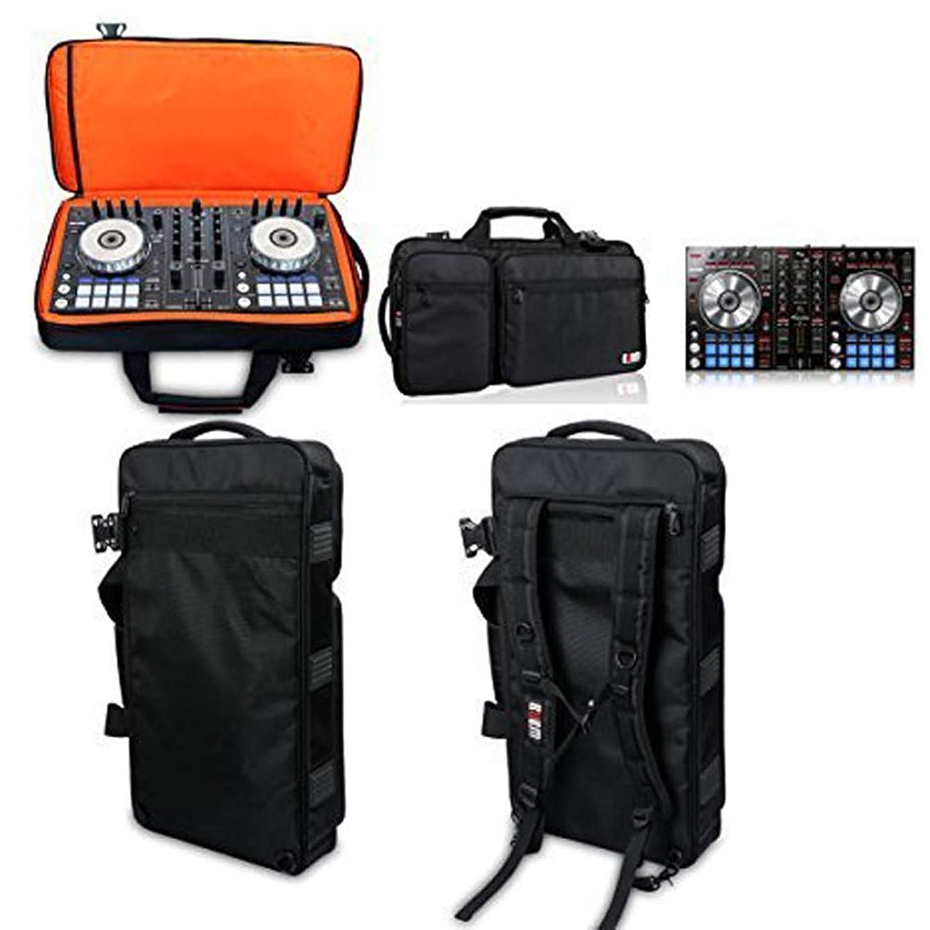 同行する一流不良品BUBM プロフェッショナルなプロテクターバッグ 旅行リュックサックPioneer 「Serato DJ」専用 DJコントローラー DDJ SR
