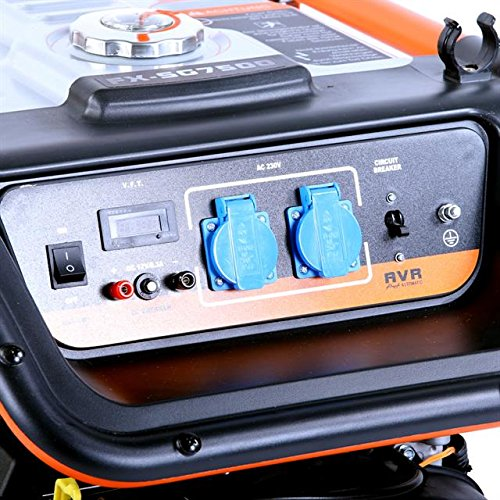 FX-SG7500 Stromerzeuger 12KW Motor Stromaggregat Stromgenerator – TEST OBERKLASSE 1,5 - 3
