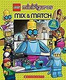 LEGO Minifigures: Mix and Match (LEGO Iconic)