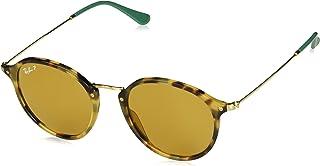 Ray Ban Erkek Güneş Gözlükleri 0RB 2447 1244N9 52, Havana\Yellow-Polar