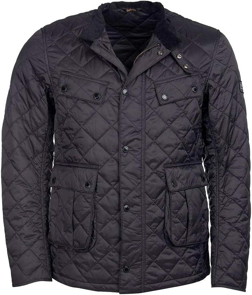 Barbour International Ariel Quilt Jacket - Chaqueta acolchada negra