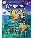 Mark Twain Discovering the World of Geography Workbook―Grades 6-7 Political and Physical Geography of the Western Hemisphere, Classroom or Homeschool Curriculum (128 pgs)
