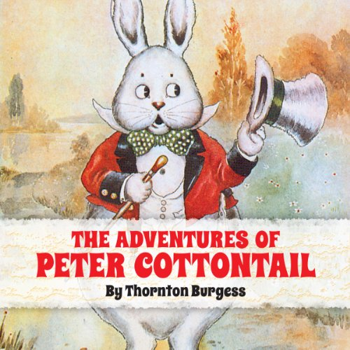 Page de couverture de The Adventures of Peter Cottontail