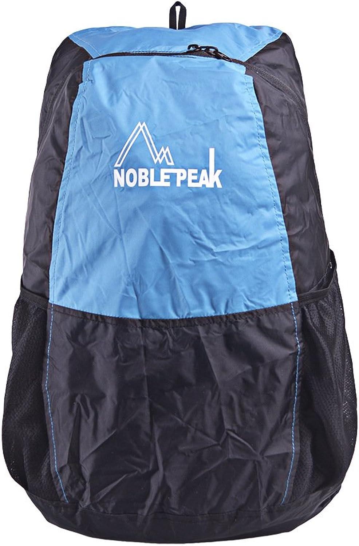 GWQGZ Leisure Sports Outdoor Hiking Mountaineering Backpack Waterproof Camping Shoulder Bag