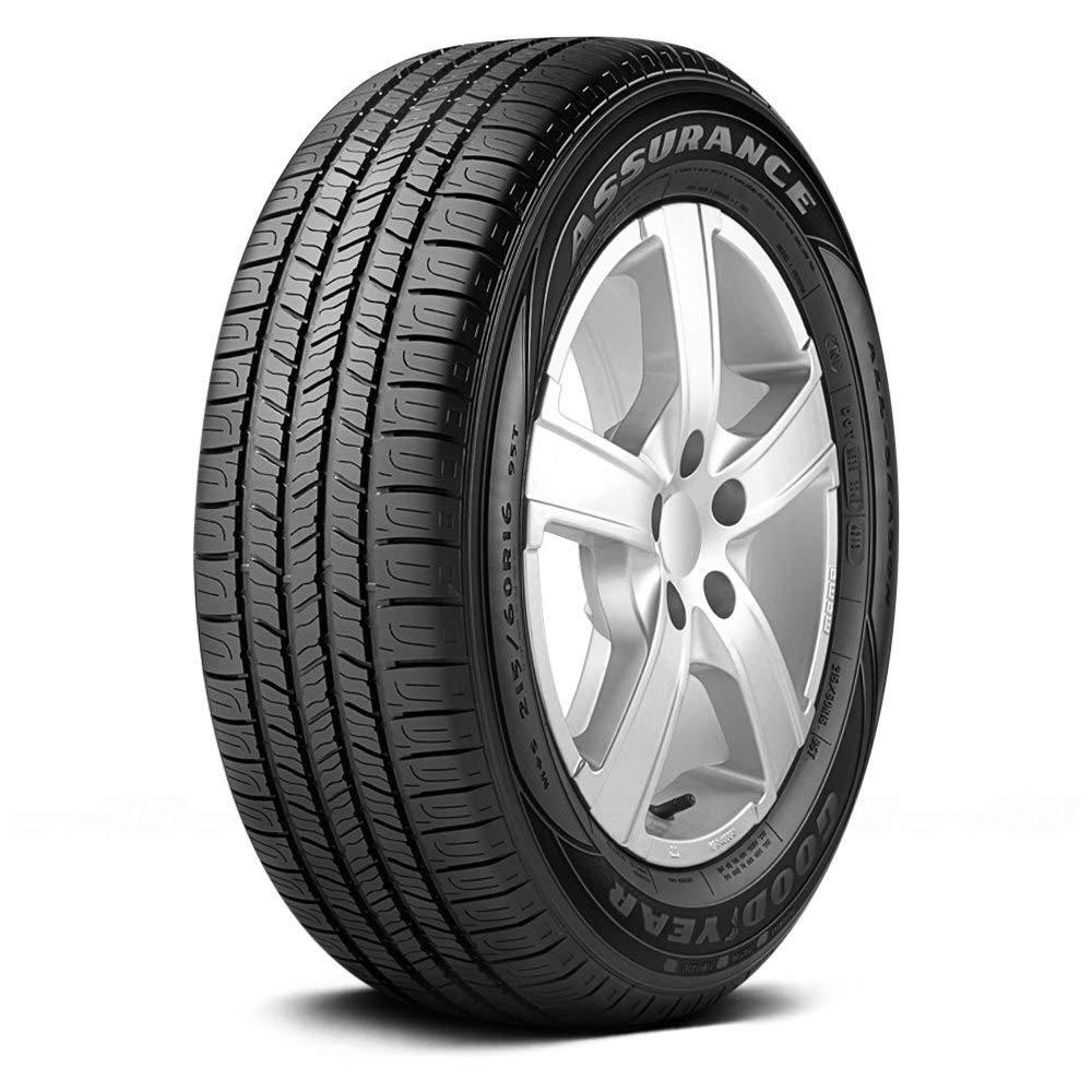 Goodyear ASSURANCE ALL-SEASON Performance Radial Tire-215/55R16 93H