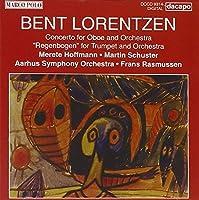 Lorentzen: Conc. for Oboe & Or