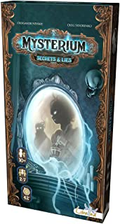 Asmodee – Card Game Mysterium: Secrets and Lies (adelimyex02)