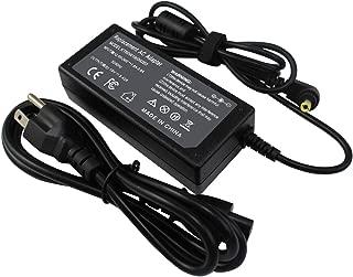 Gomarty 65W PA-1700-02 AC Adapter Charger Compatible for Toshiba Satellite A100 A105 A135 A205 A215 A505 A665 L505 L55 L55T L645 L655 L675 L75 L745 L750 L755 L775 L850 PA3467U-1ACA PA3917U-1ACA