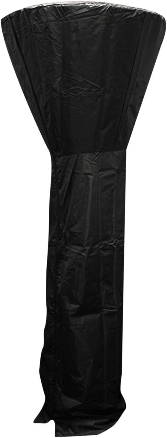 Happystar Patio Heater Covers Waterproof Mo Kansas City Mall Zipper National uniform free shipping with Black-24