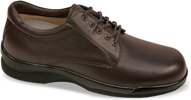 Apex Men's Ambulator Classic Oxford Shoes