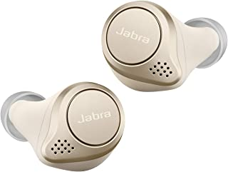 Jabra Elite 75t Earbuds – Active Noise Cancelling Bluetooth Headphones with Long Battery Life for True Wireless Calls and ...
