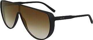 نظارات شمسية للجنسين من لاكوست، لون بني، 59 ملم، L911S