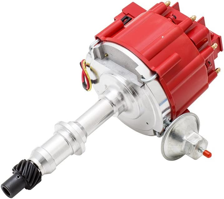 Top Sale price Street Performance JM6504R Popular products HEI Distributor 50K with Cap Red