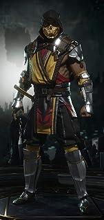 McFarlane Toys Mortal Kombat - Scorpion Action Figure, Multi
