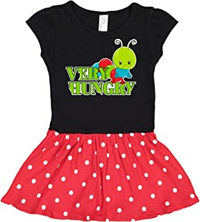 inktastic Very Hungry Toddler Dress