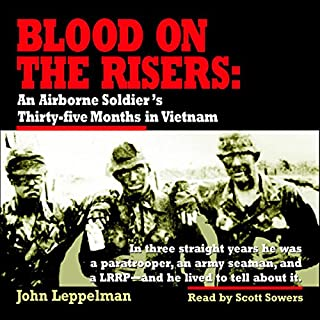 Blood on the Risers cover art