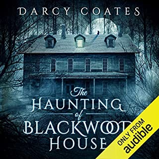 The Haunting of Blackwood House cover art