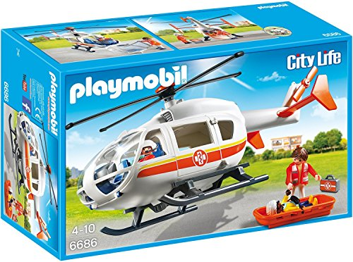 Playmobil 6686 Rettungshelikopter