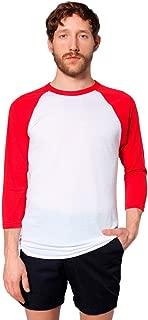 Best american apparel 50/50 baseball tee Reviews