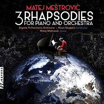 Matej Meštrović: Danube Rhapsody: I. Birth of a River