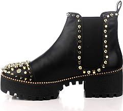 Amazon.com: Studded Boots
