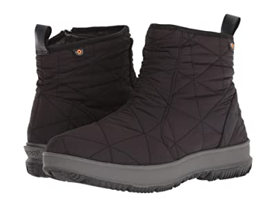 Bogs Snowday Low (Black) Women
