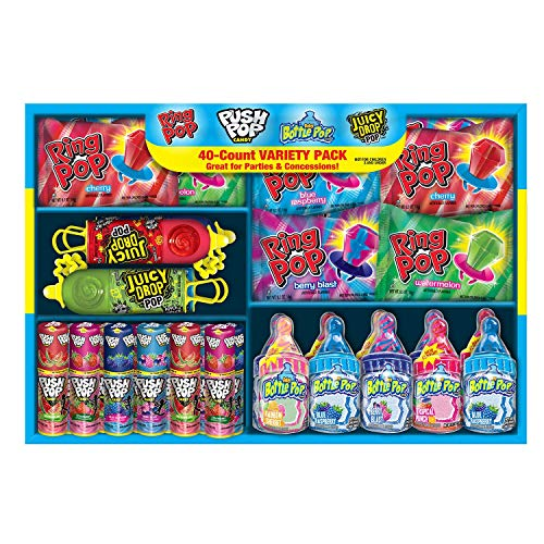 Ring Pop Candy Variety Pack