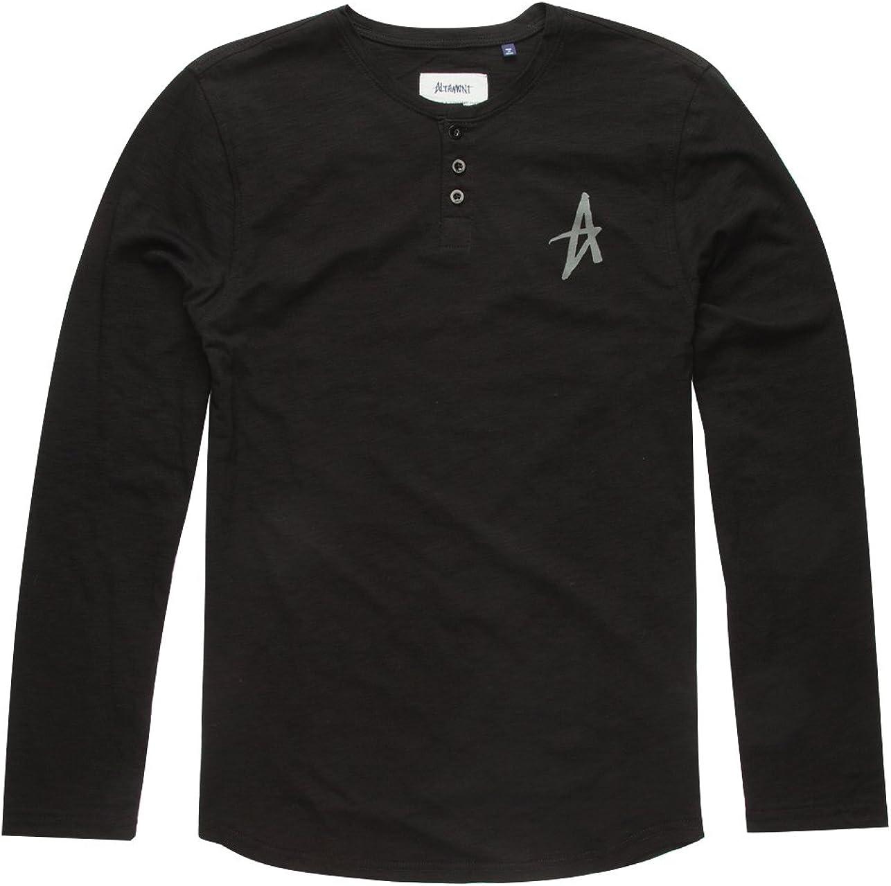 Altamont Mens Spansive Henley T-Shirt